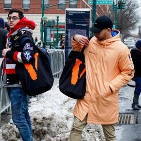 预售!VLone X Nike Tote Bag 超限量合作款托特包单肩包