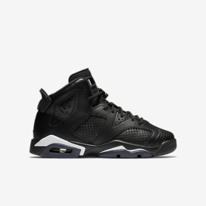 "Air Jordan 6 GS ""Black Cat"" 384665-020"