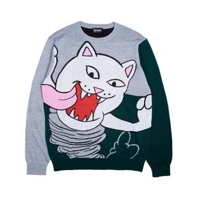 RIPNDIP Nermanian Devil Sweater