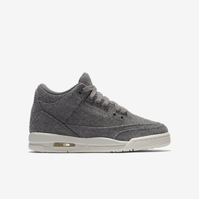 "Air Jordan 3 GS ""Wool"" 羊毛 861427-004"