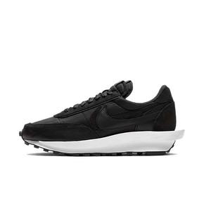 NIKE x sacai LDWaffle Daybreak 解构跑鞋 黑色 BV0073-002(2020.3.10发售)
