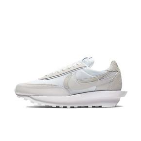 NIKE x sacai LDWaffle Daybreak 解构跑鞋 白色 BV0073-101(2020.3.10发售)