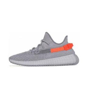 """Adidas Yeezy Boost 350 V2 """"Tailgate""""huicheng 灰橙4.0 FX9017"""