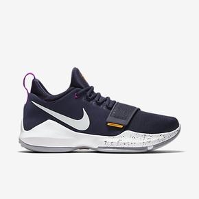限时优惠!Nike Paul George PG1 2K 泡椒1 保罗乔治 878628-417