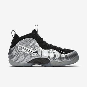 "预售!Nike Air Foamposite Pro ""Silver Age"" 白银  616750-004"