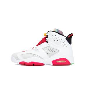 Air Jordan 6 Hare AJ6 白红彩蛋 兔八哥 情侣 篮球鞋 CT8529-062