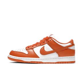 Nike Dunk Low Syracuse SB雪城大学低帮 白橙 滑板鞋 CU1726-101