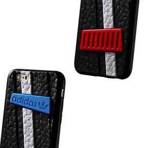 adidas三叶草NMD初代圣保罗苹果6plus全包手机壳6s