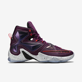 Nike LeBron 13 桑葚紫 807219-500
