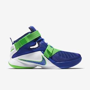 Nike Lebron Zoom Soldier 9 雪碧 749420-441