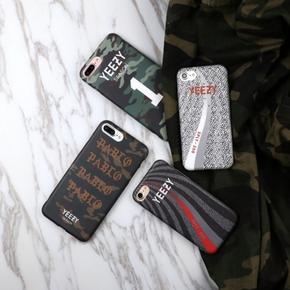 【定制】Yeezy夜光全包软壳手机壳 for iPhone6/7/PLUS