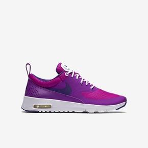 限时秒杀199元!Nike Air Max Thea GS 电光紫
