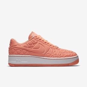 限时秒杀249元!Nike Air Force 1 橙色 844877-600