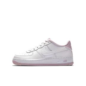 Nike Air Force 1 耐克白粉樱花粉女子空军低帮板鞋CD6915-100