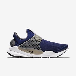 断码特惠!Nike Sock Dart 蓝白 819686-401