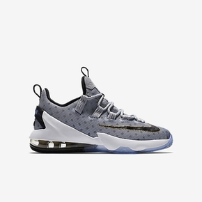 Nike Lebron XIII Low GS 灰白 834347-001