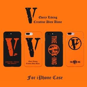 【独家定制】Vlone X 藤原浩/Nike半包磨砂手机壳for iPhone6/7/PLUS