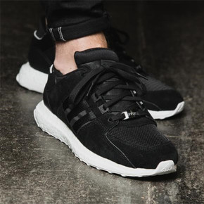 Adidas EQT Support Boost 93/16 黑白配色 BY9148