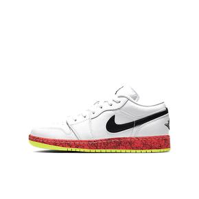 Air Jordan 1 Low GS AJ1紫红鸳鸯 篮球鞋 CV9548-100