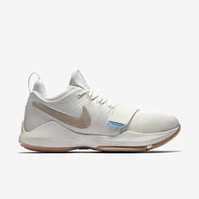 Nike Paul George PG 1 保罗乔治 象牙白 878627-110