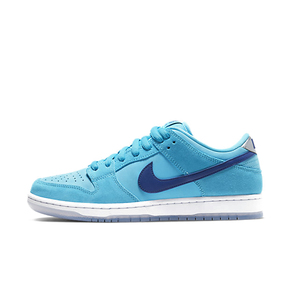 "Nike Dunk SB Low ""Blue Fury""毛绒蓝 BQ6817-400"