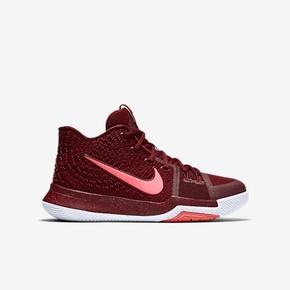 Nike Kyrie 3 GS 大红 859466-681