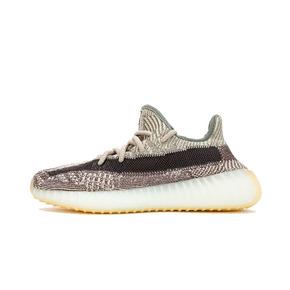预售!Adidas Yeezy 350 V2 卡其灰 麻灰椰子情侣休闲鞋 FZ1267(2020.6月13日发售)