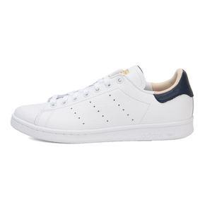 Adidas Stan Smith 阿迪达斯蓝尾情侣小白鞋板鞋 CQ2201