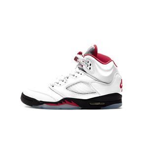 Air Jordan5 AJ5 流川枫白红火焰红芝加哥(GS) 20年复刻 440888-102(2020.5.2发售)