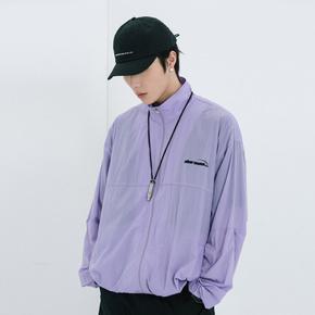 ROARINGWILD SS20 咆哮野兽 白色/淡紫色 超薄皮肤衣夹克外套