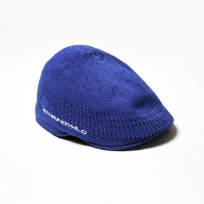 ROARINGWILD SS20 咆哮野兽 电光蓝/黑色 侦探帽