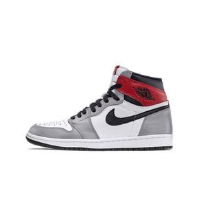 """预售!Air Jordan 1 """"Light Smoke Grey""""烟灰 乔1九孔OG 555088-126(2020.7.11发售)"""