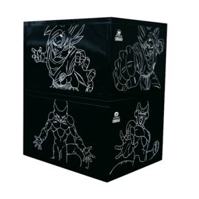 DBRukia龙珠超侧开加厚鞋盒收纳盒AJ收藏展示鞋墙鞋箱鞋柜鞋架