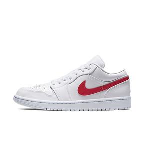 Air Jordan 1 AJ1 Low 白红芝加哥 女子低帮篮球鞋 AO9944-161