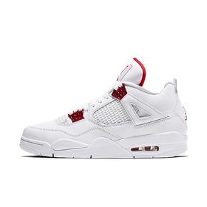预售!Air Jordan 4 Red Metallic AJ4白红 CT8527-112(2020.6.6发售)
