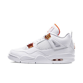 Air Jordan 4 Red Metallic AJ4白橙 CT8527-118(2020.5.16发售)