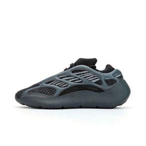 Adidas Yeezy 700 V3 黑魂 黑武士 纯黑 异形夜光 H67799(2020.4.11发售)