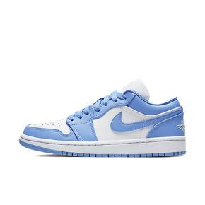 Air Jordan 1 Low UNC AJ1 北卡蓝低帮篮球鞋 AO9944-441