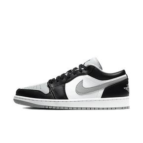 Air Jordan 1 Low Shadow AJ1 酷灰 黑灰脚趾 553558-039(2020.4.29发售)