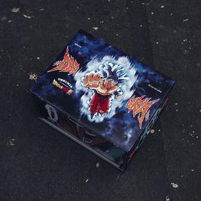 DBRukia 龙珠超自在极意功限定鞋盒