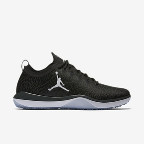 Air Jordan Trainer 1 low 爆裂纹 黑色 845403-004