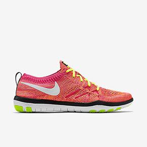 Nike Free TR Focus FK OC 粉红色 女跑鞋 843987-999