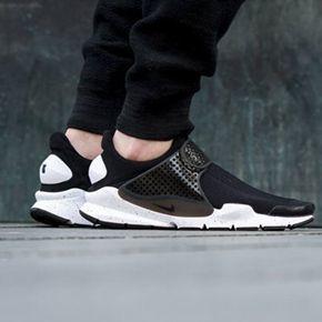 Nike Sock Dart 袜子黑白奥利奥 819686-005 904276-001