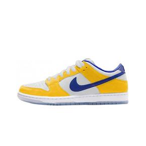 Nike DUNK SB Low 黄紫金湖人 滑板鞋 BQ6817-800(2020.5.1发售)