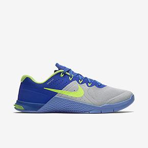 Nike Metcon 2 蓝色 女训练鞋 821913-003