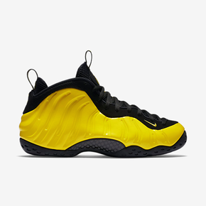 "断码特惠!Foamposite One  ""Optic Yellow"" 314996-701"