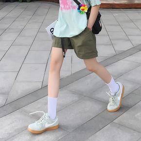 WOLA 基础工装短裤