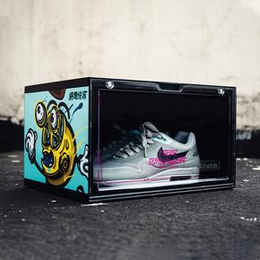 DBRukia  劲浪air max day鞋盒