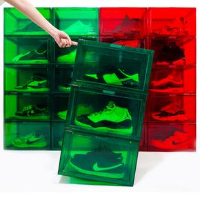 特价!DBRukia 红绿鞋盒