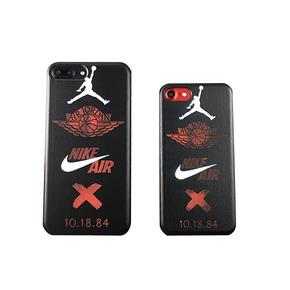 【定制】Jordan飞翼热感软壳手机壳for iPhone 6/7/s Plus